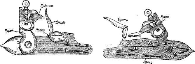 История винтовки