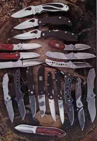 Время перемен. Ножи из Китая