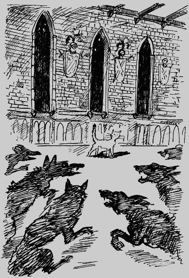 Замок Чёрной Королевы