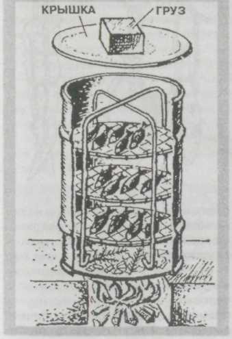 Рыба - царица стола