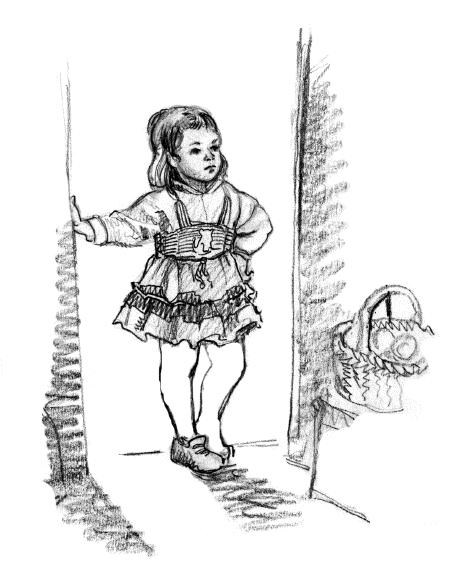 Сказка про девочку Настю и злую Невидимку