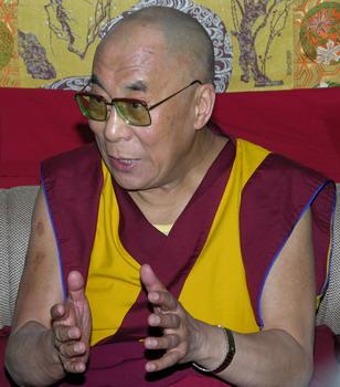 «Ясная картина мира»: беседа Его Святейшества Далай-ламы XIV c российскими журналистами