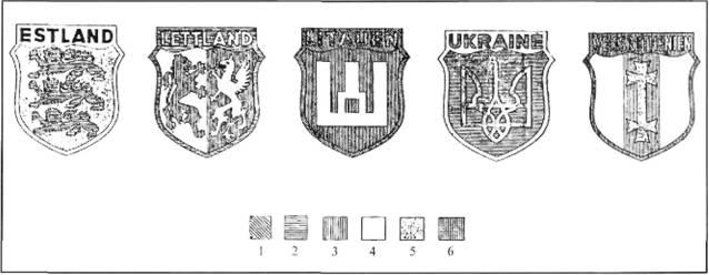 Восточные добровольцы в вермахте, полиции и СС