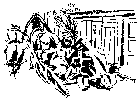 Тень каравеллы