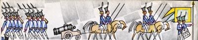 Солдат Семён - скорый гонец