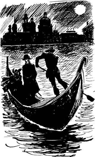 Беатриса в Венеции