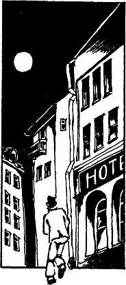 Карантин в Гранд-отеле