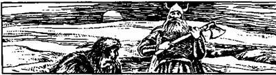 Закат викинга