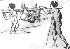 Томек среди охотников за человеческими головами