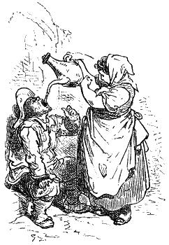 Хитроумный идальго Дон Кихот Ламанчский. Часть 1