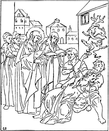 История колдовства
