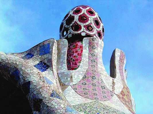 Барселона и шедевры Гауди