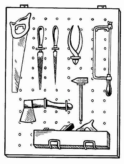Гараж и мастерская