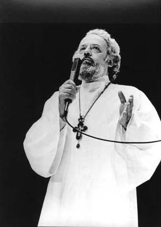 Отец Александр Мень. Христов свидетель в наше время