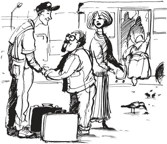 Приключения жёлтого чемоданчика