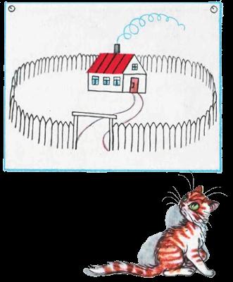 Капризная кошка