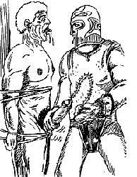 Казни и пытки