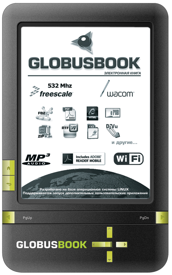 GlobusBook 950 connect